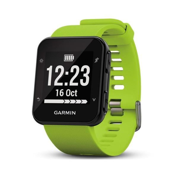 Garmin forerunner 35 lima reloj inteligente de running con gps y monitor de frecuencia cardíaca