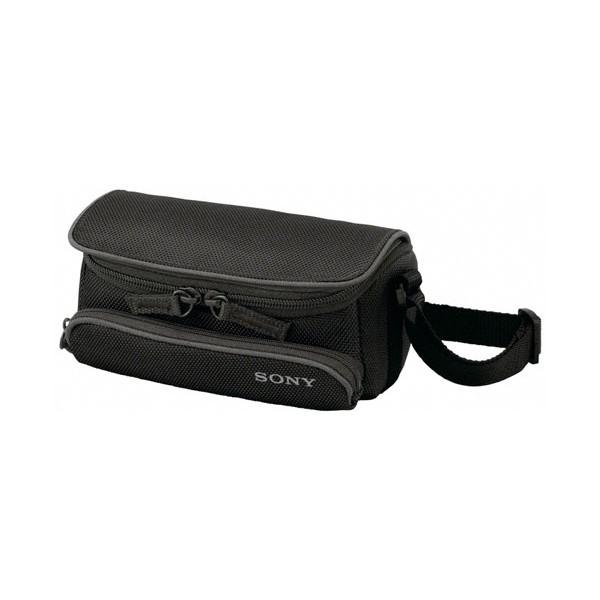 Sony funda para videocámaras compactas negra