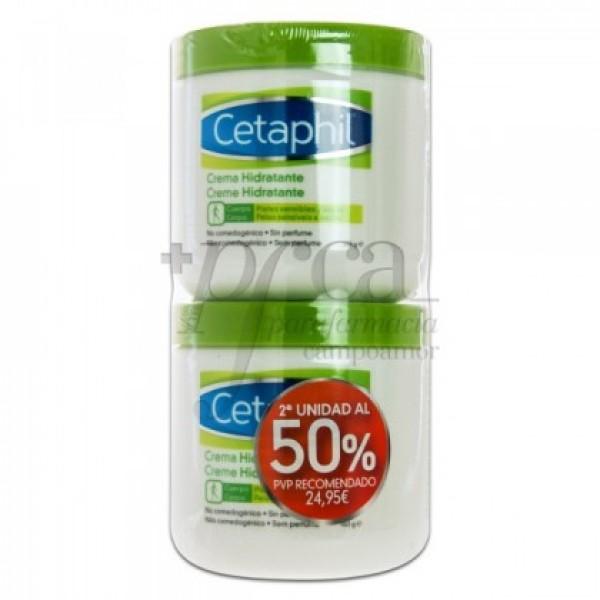 CETAPHIL CREMA HIDRATANTE 2X 453G PROMO