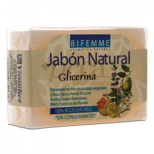 JABON GLICERINA 100 G YNSADIET
