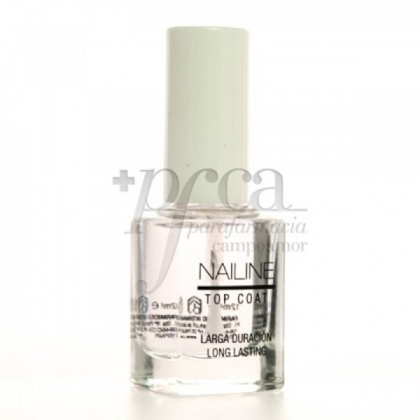 NAILINE TOP COAT LARGA DURACION 12ML