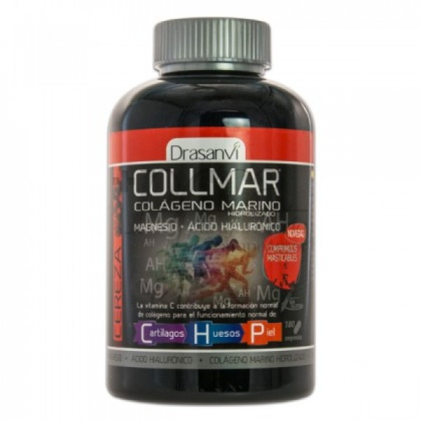 COLLMAR 180 COMPS MASTICABLES CEREZA