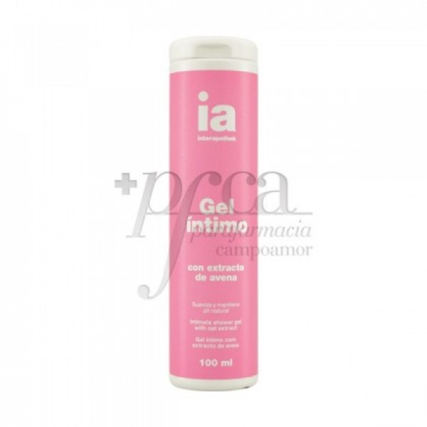 INTERAPOTHEK GEL INTIMO 100 ML