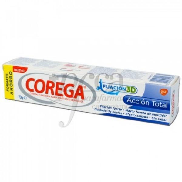 COREGA ACCION TOTAL CREMA ADHESIVO 70 GRS