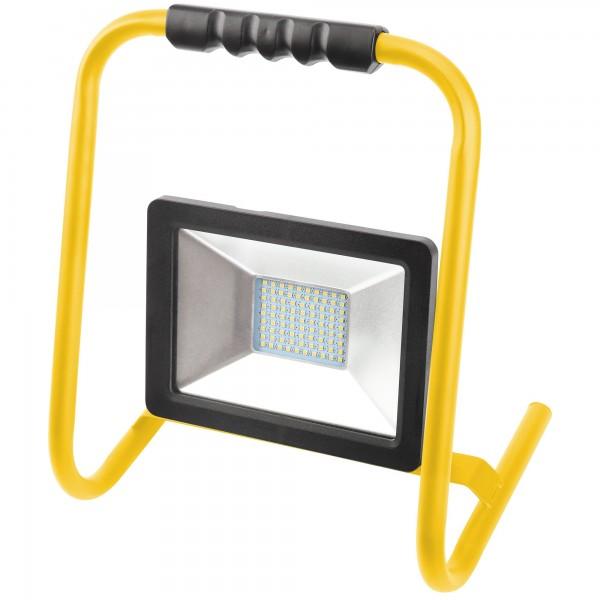 Proyector led soporte negro 3mt  30w.f.