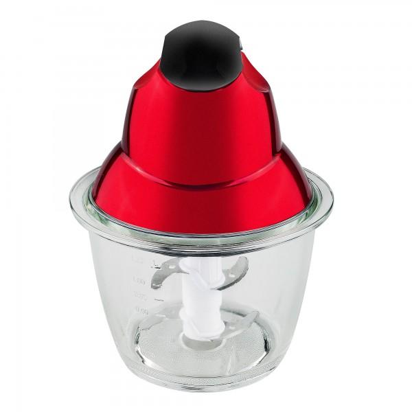 Picadora 200w  vaso cristal  kuken red