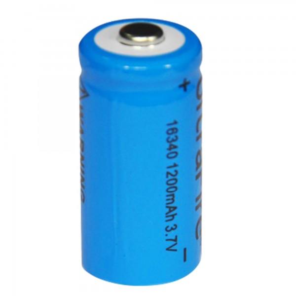 Recambio bateria (mod.18650) 1000mah
