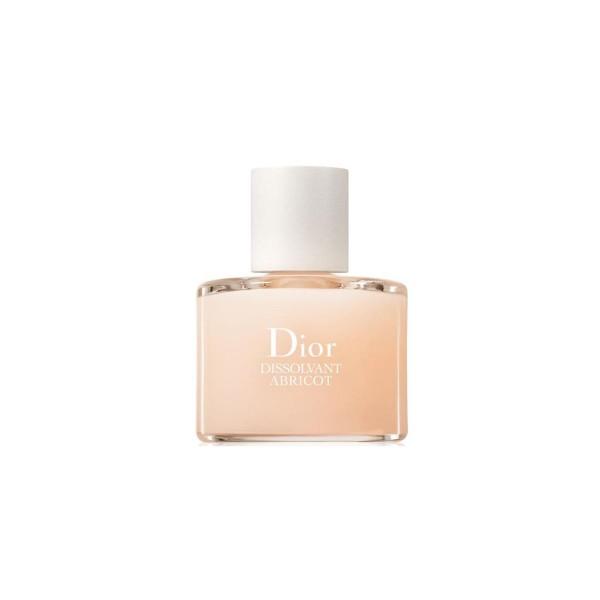 Dior uñas coll dissolvant abricot