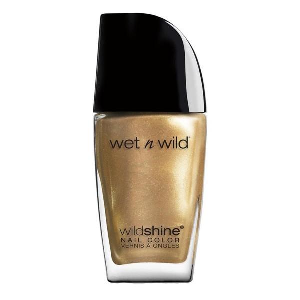 Wetn wild wildshine nail color laca de uñas ready to propose
