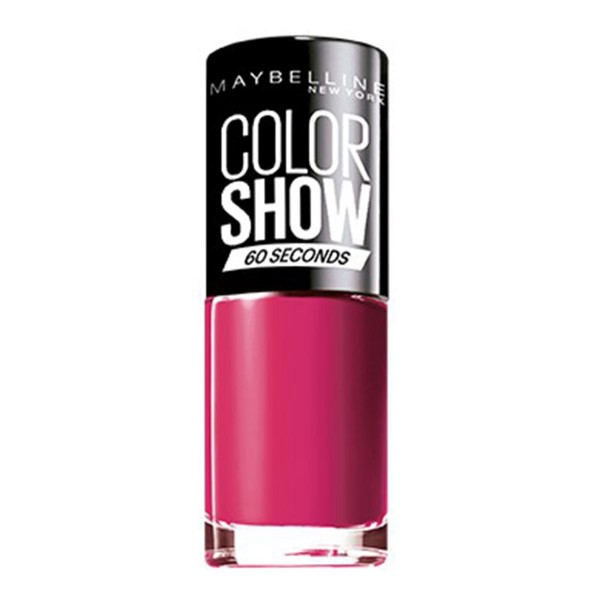 Maybelline color show 014 show time pink