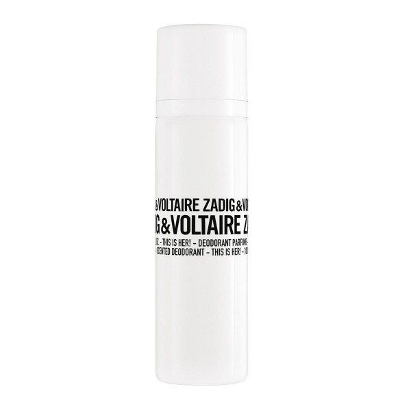 Zadig & voltaire this is her desodorante 100ml vaporizador