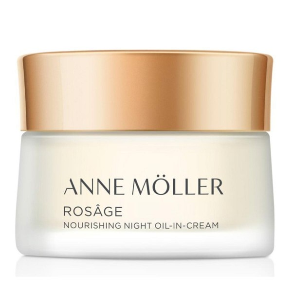 Anne moller rosage night oil in cream 50ml