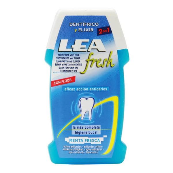 Lea fresh dentifrico elixir menta fresca 100ml
