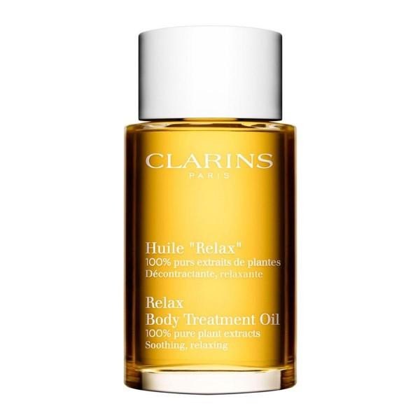 Clarins relax body treatment oil 100ml