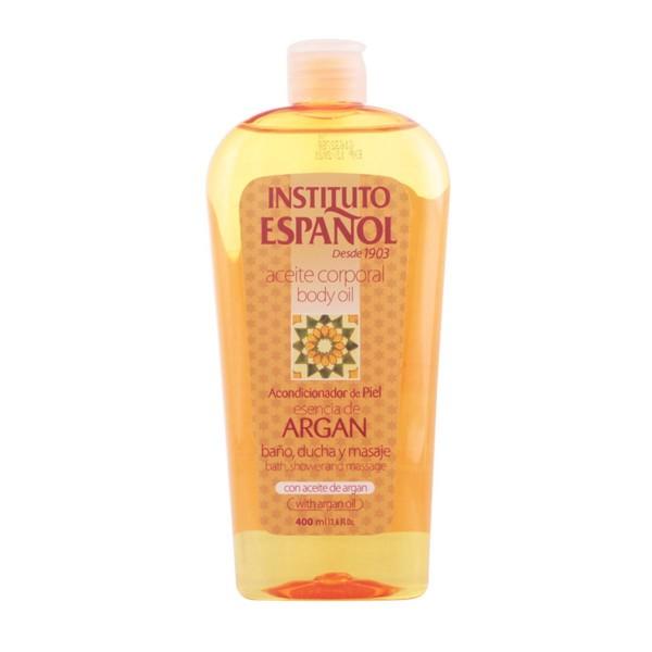 Instituto español anfora esencia de argan aceite corporal 400ml