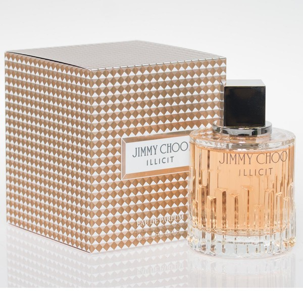 Jimmy choo illicit eau de parfum 100ml vaporizador