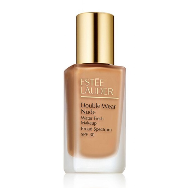 Estee lauder double wear nude water fresh makeup spiced sand