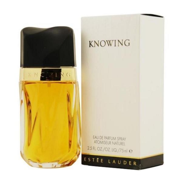 Estee lauder knowing eau de parfum 75ml vaporizador
