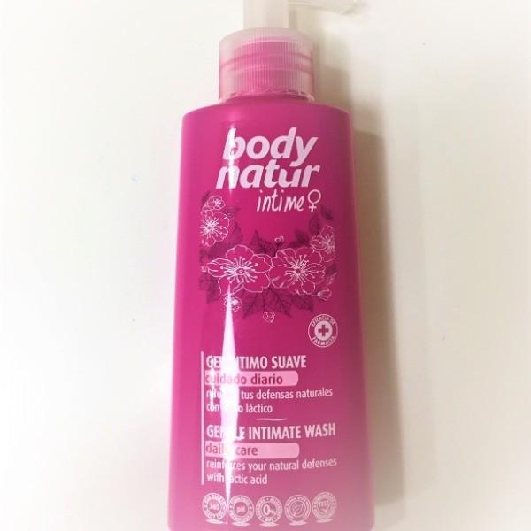 Body Natur Gel Intimo Suave 200 ml