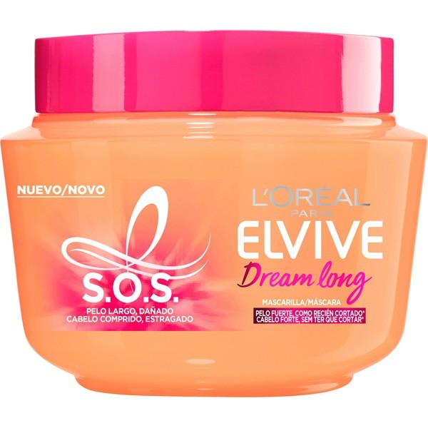 L´Oreal Elvive Mascarilla Dream Long 300 ml