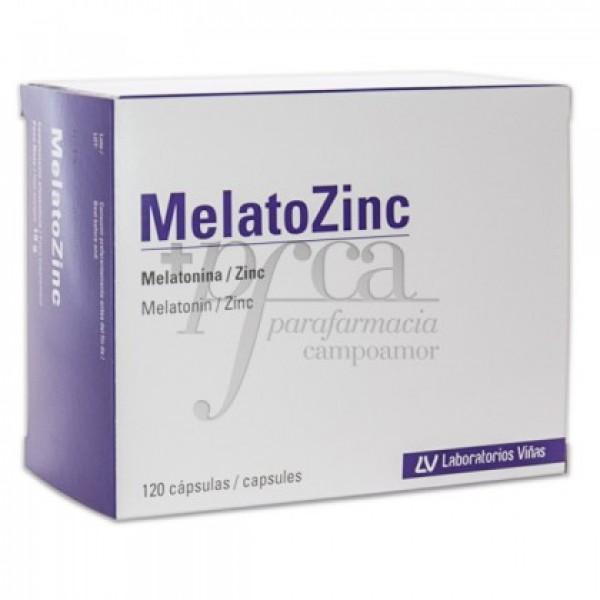 MELATOZINC 120 CAPS
