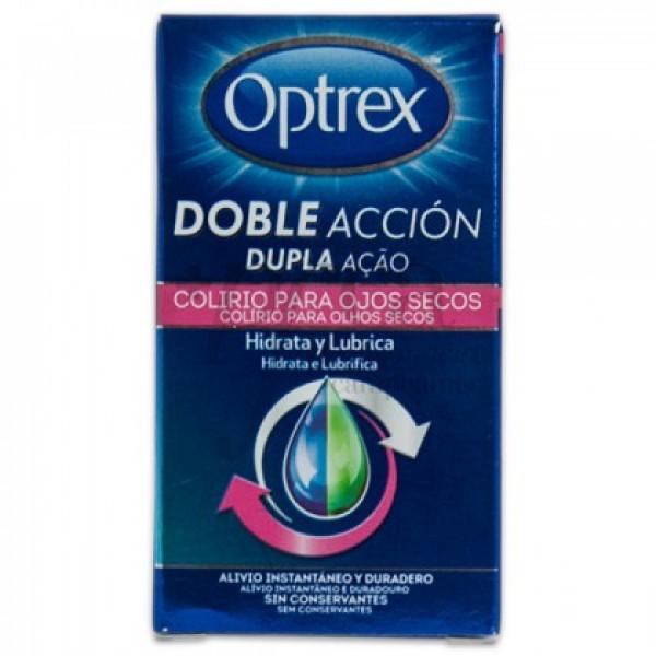 OPTREX DOBLE ACCION OJOS SECOS 10ML