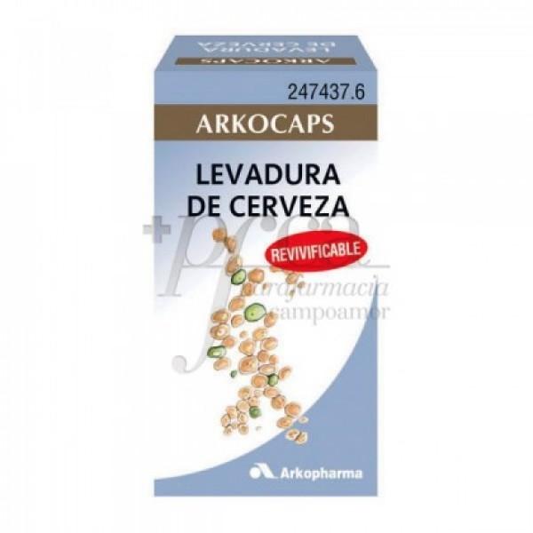 LEVADURA ARKOCAPS 340 MG 48 CAPS