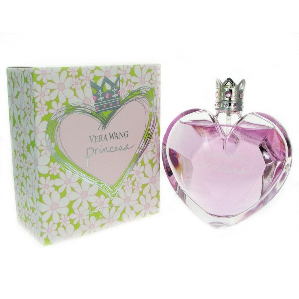 Vera wang princess flower eau de toilette 100ml vaporizador
