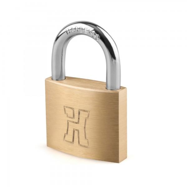 Candado laton handlock   a/n 25 ll/ig.