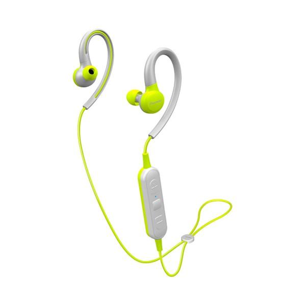 Pioneer se-e6bt amarillo auriculares deportivos in-ear inalámbricos e6 wireless ipx4 manos libres
