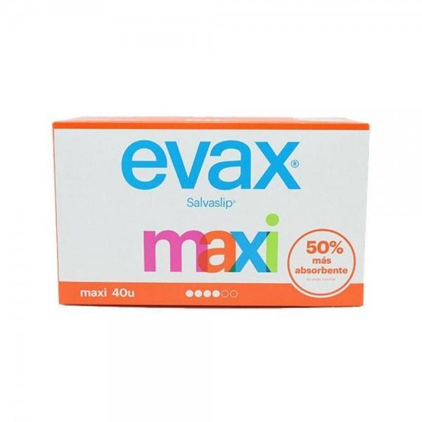 Evax Salvaslip Maxi 40 + 4 uds