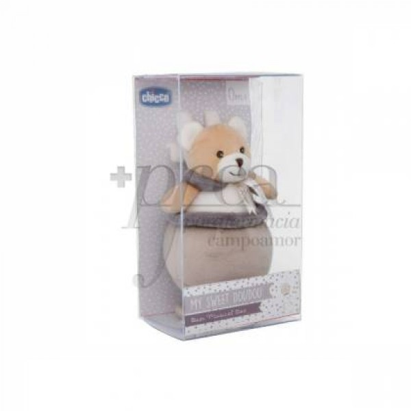 CHICCO BEAR MUSICAL BOX MY SWEET DOUDOU 0M+