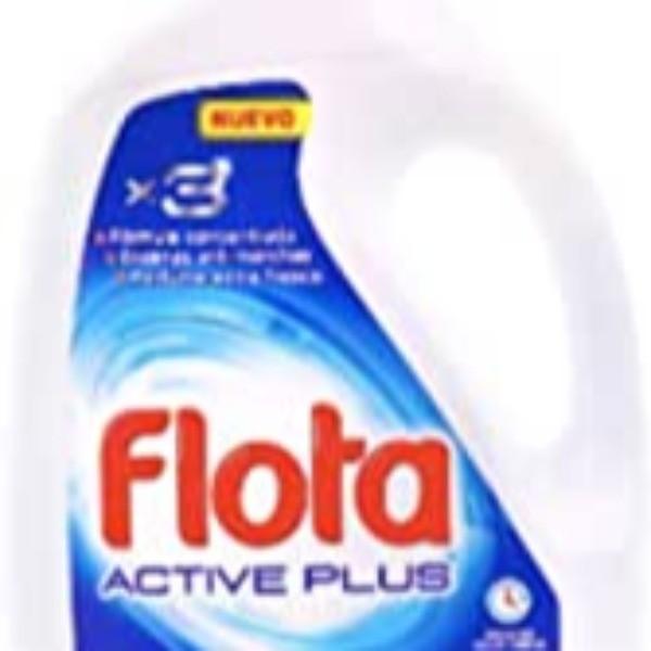 Flota detergente Active Plus 36 lavados