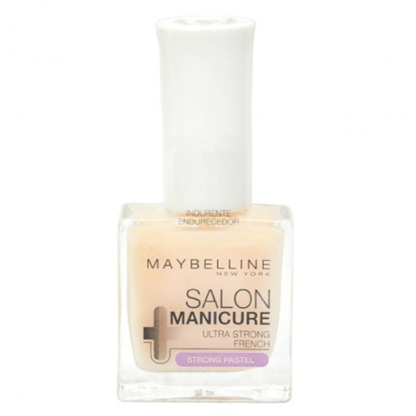 Maybelline salon manicure nail lacquer 17 silk