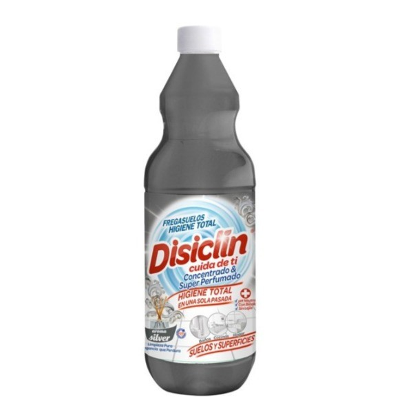 Disiclin limpiador multisuperfícies aroma Silver 1L