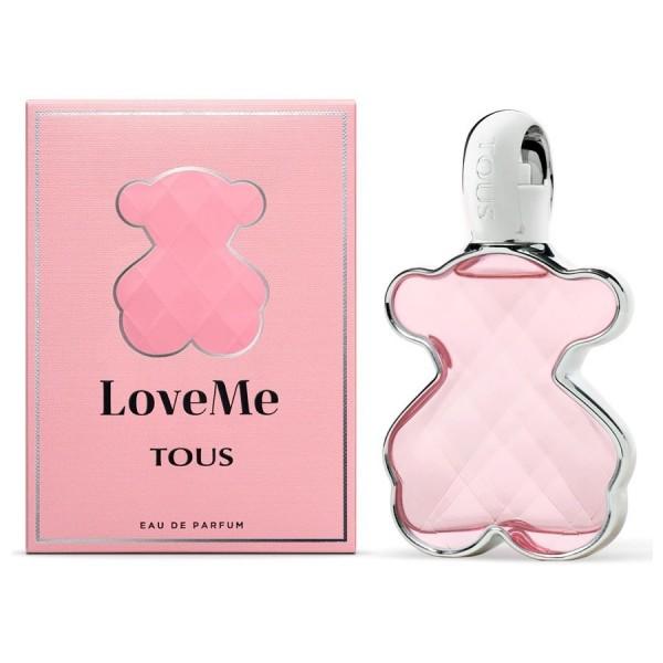 Tous love me eau de parfum 50ml vaporizador