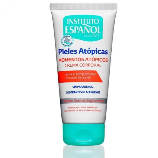 Instituto español pieles atopicas eczema crema corporal 150ml