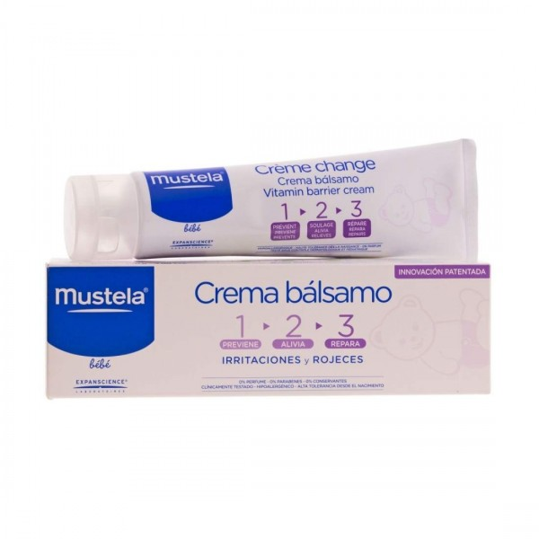 MUSTELA CREMA BALSAMO 1, 2, 3. 100 ML