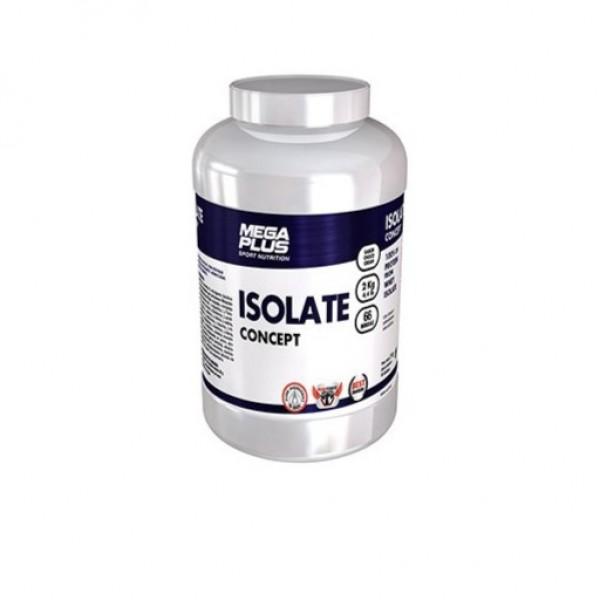 Isolate concept choco-blanco 1kg