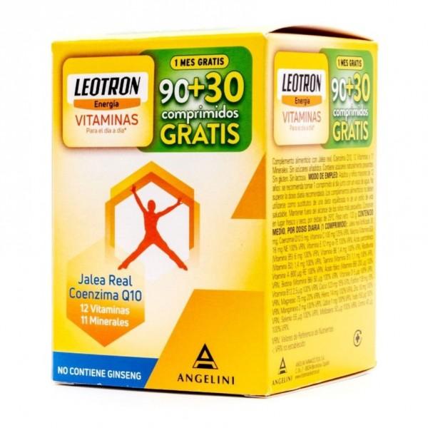 LEOTRON ENERGIA VITAMINAS 90+30 COMP PROMO