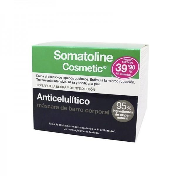 SOMATOLINE COSMETIC ANTICELULITICO ARCILLA CORPORAL 500 G