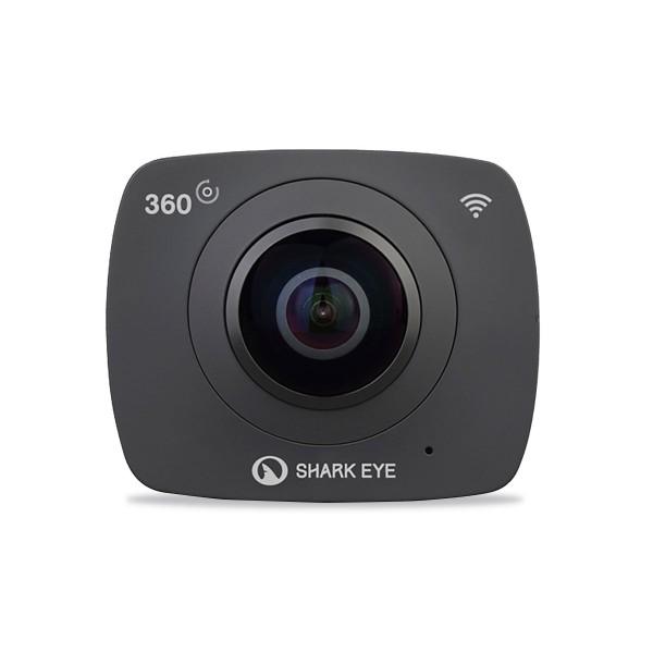 Shark eye 360vr camera video digital esférica 360º 30 fps conectividad wifi