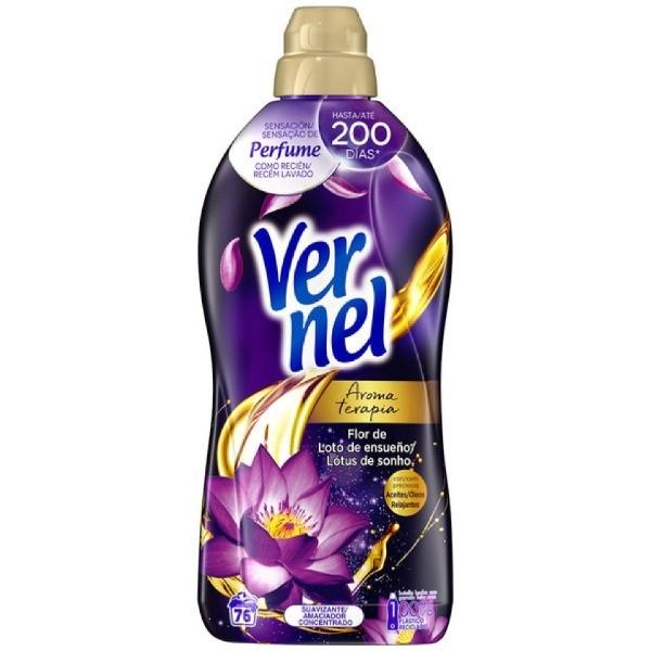 Vernel Aromaterapia Loto de Ensueño suavizante 76 dosis